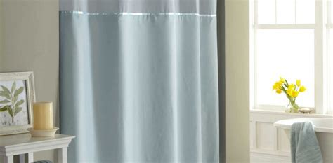 how to clean a shower curtain with curtain