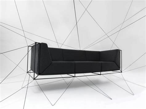 Levitating Sofa by Floating Sofa By Philippe Nigro