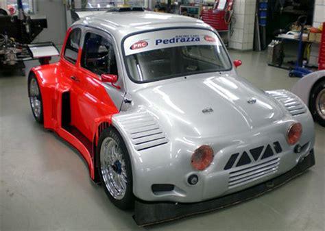 fiat  special racing vintage racing model germany