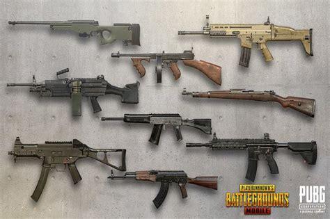 worst guns  pubg mobile weapons   avoid