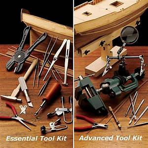 Ship Modeling Tools: Toolkit for Ship Modelers, Wood Ship