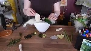 Herbstgestecke Selber Machen : gesteck mit buddhafrucht mit orchidee selber basteln floristik geschenk schmuckzubeh r youtube ~ Frokenaadalensverden.com Haus und Dekorationen