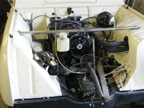 renault 4 engine gordini project re assembly