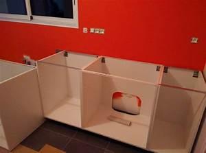 comment fixer meuble haut cuisine ikea evtod With fixation meuble haut cuisine ikea