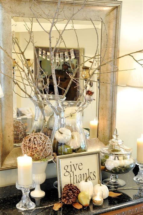 fall entryway decor 1000 ideas about buffet decorations on pinterest decoration pink and gray and buffet tables