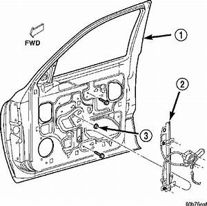 I Need The Power Window Cable Diagram For A 2000 Dodge Durango Drivers Side Door