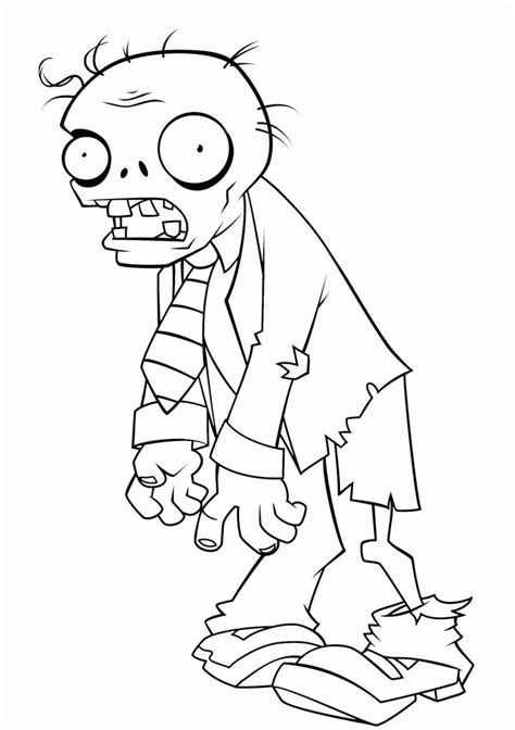 plants  zombies garden warfare coloring pages coloring home