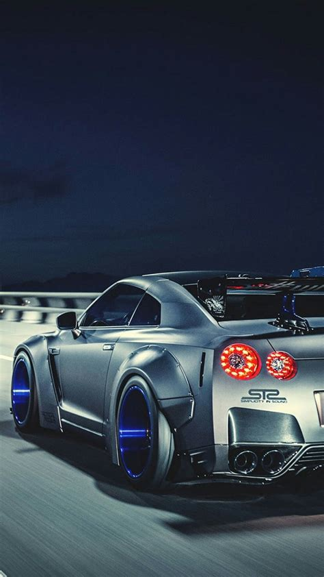 Cool Car Wallpapers Gtr by Liberty Walk Gtr Wallpapers For Phones Cars Cool