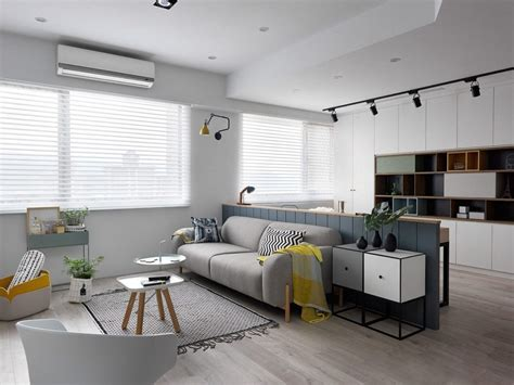 5 Scandinavian-Style Apartments : A Scandinavian Style Apartment With A Special Touch Of