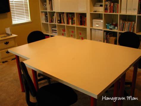 homeschool desk ideas more homeschool room ideas angela mills