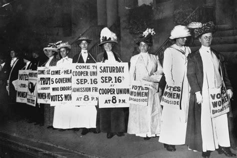 centennial  suffrage women  fighting