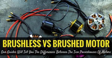 brushless  brushed motor  guides