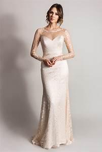 Coloured Wedding Dresses From Top UK Bridal Designers
