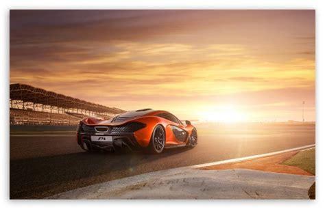 2014 Mclaren P1 Racetrack 4k Hd Desktop Wallpaper For 4k