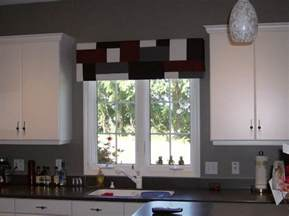 modern kitchen curtains ideas kitchen window treatments