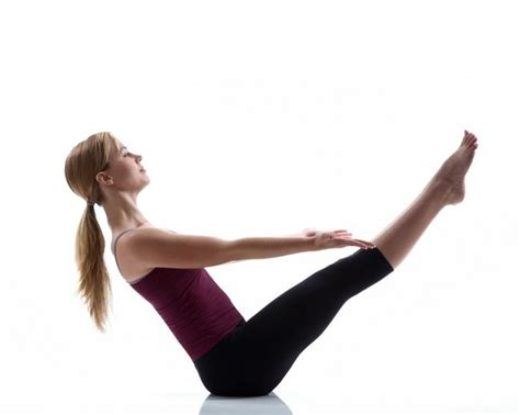 Boat Pose Sanskrit by Your Detox Routine Is Not Missing This Workout Trends