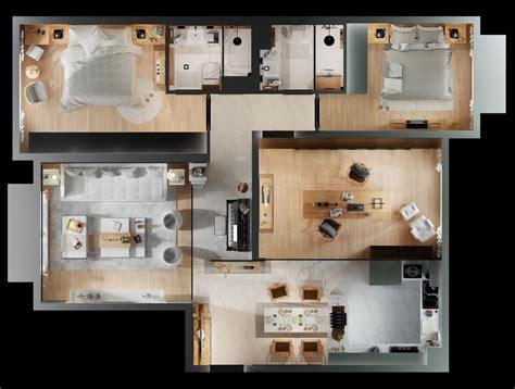 beautiful  bedroom modern chinese house  zen elements includes  floor plan