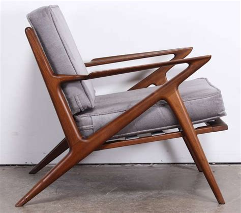 poul z chair for selig at 1stdibs
