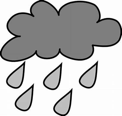 Cloud Rain Animated Clipart Clipartpanda Happy Rainy