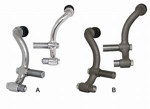 F1 S Shock Mounts For Fendered Cars