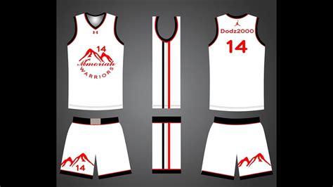 basketball jersey template  photoshop cc  youtube