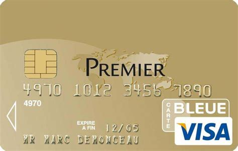 plafond de carte bleue visa tout savoir sur la carte visa premier billet de banque