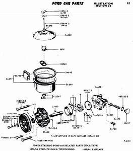 1964 Ford Power Steering Diagram