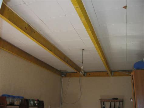 poser un faux plafond sur ossature bois myqto