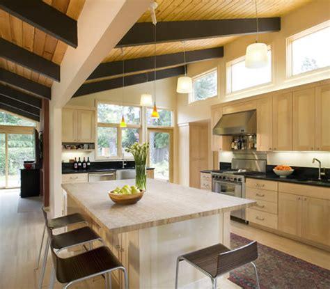 beautiful mid century modern kitchen designs housely