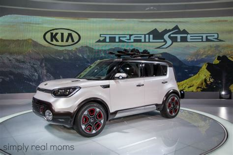 Kia Soul Trailster by Kia Trail Ster Because Every Concept Car Should A