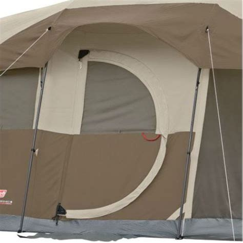 tent with hinged door coleman weathermaster 6 person tent review smart cing