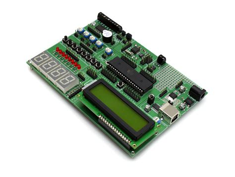 Avr Atmega Development Board Kit Gotronik