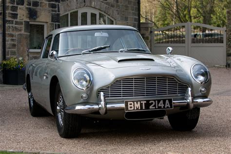 bond s aston martin db5 heading to goodwood auction