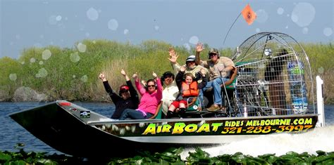 Boat Rides In Orlando by Florida S Premier Airboat Tours Ride Attractions