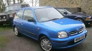 Nissan Micra 2000 : nissan 2000 w micra celebration 1 0 16v blue only 3 owners good little ~ Medecine-chirurgie-esthetiques.com Avis de Voitures