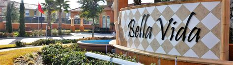 bellavida resort vacation homes  sale  disney