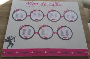 plan de table pour mariage plan de table mariage ange et plume personnalisable loisirs créatifs scrapbooking par fevens