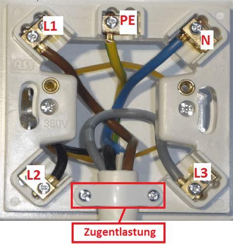 doppelsteckdose in einer unterputzdose herd anschlie 223 en anschluss elektroherd elektroherd anschlie 223 en