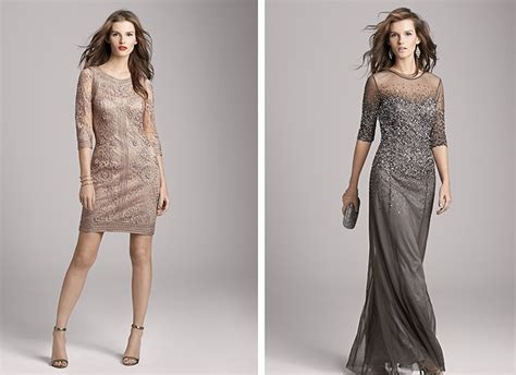 Mother Of The Bride Dresses : Mother-of-the-bride Dress Shopping Tips