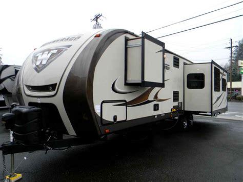 winnebago travel trailer washington wa