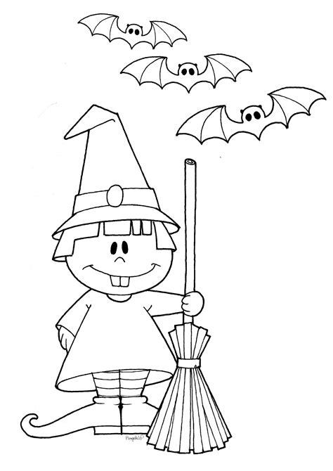 halloween disegni  bambini da stampare gratis