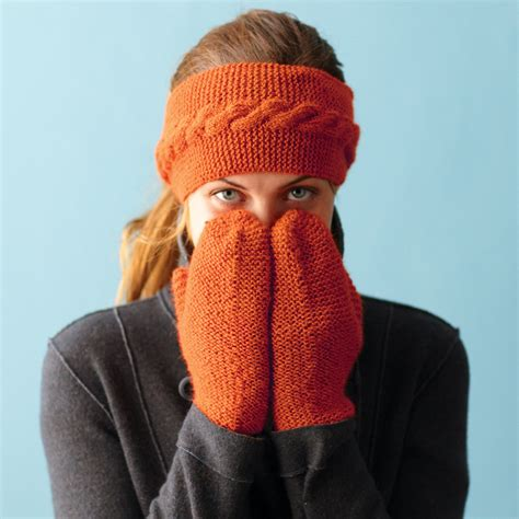 easy knitting patterns martha stewart