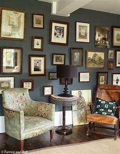 10 idees pour organiser ses cadres au mur elle decoration With les styles de meubles anciens 2 comment melanger les styles en decoration pratique fr