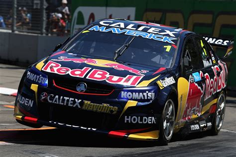 whincup s two time chionship winning v8 supercar for sale