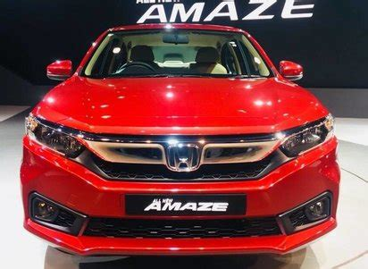 honda amaze  price  pakistan specs features release