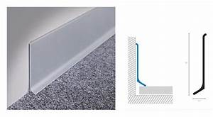 Hauteur Plinthe Carrelage : plinthe alu anodis bross 60mm ~ Premium-room.com Idées de Décoration
