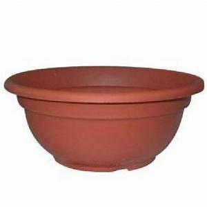 Pot En Terre Cuite Pas Cher : pot fleurs petra coloris terre cuite d 52 cm achat ~ Dailycaller-alerts.com Idées de Décoration