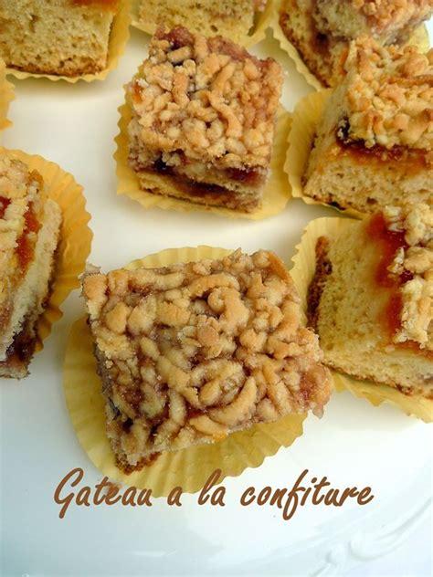 ratiba cuisine gâteau à la confiture gateau algérien le de
