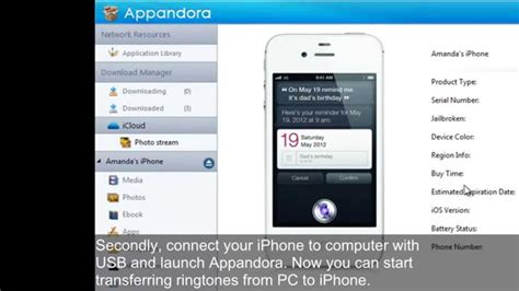to send ringtones to iphone how to transfer ringtones from pc to iphone freely without