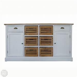 Paulownia Holz Möbel : sideboard 5 paris kommode in paulownia holz weiss vintage look landhaus ebay ~ Buech-reservation.com Haus und Dekorationen